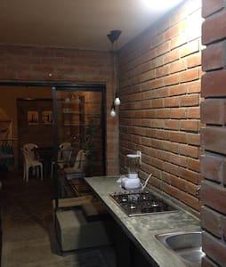 casa El Naranjo, villa Alfonso - Vilcabamba - Huis