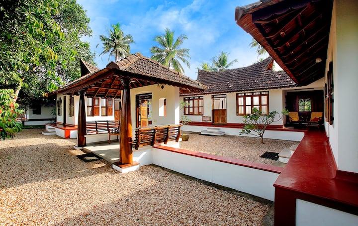 Waterfront Family Villa