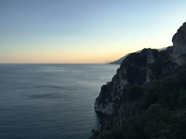 Appartamenti in villa on Amalfi coast - Vietri Sul Mare - Apartamento