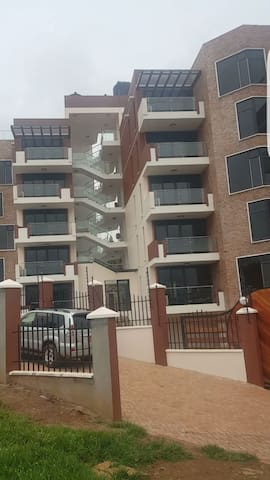The 10 Hills Apartments . - Kampala