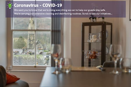 Charming 1BR - Town Centre-Parking-Stunning Views