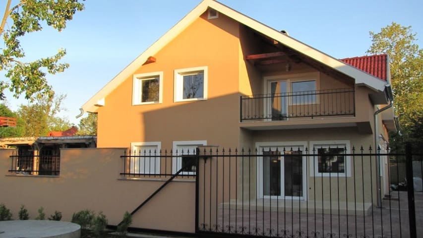 Adrio Apartments 70m from Balaton in Zamardi 3. - Zamárdi - Apartamento