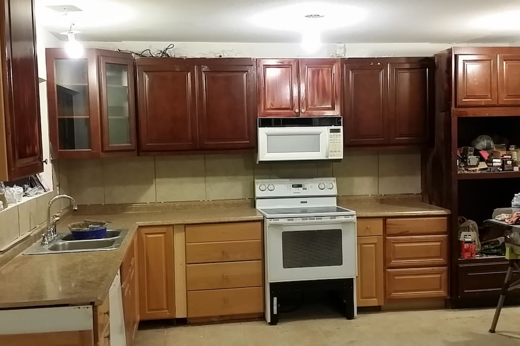 kitchen wrap-up of remodel