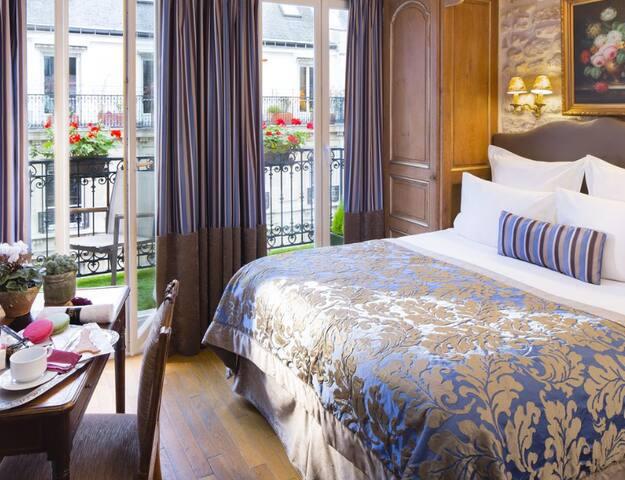 Hotel Kleber Champs-Elysees Tour-Eiffel