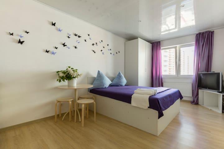 "Апартаменты ""Белые Ночи"" - Sankt-Peterburg - Apartment"