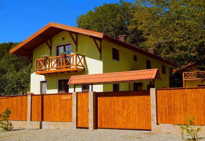Гостевой дом ВидГор - Guzeripl' - Guesthouse