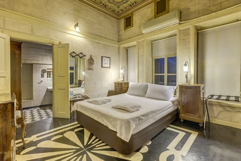 Historical Stone Mansion |  Economy Double Room