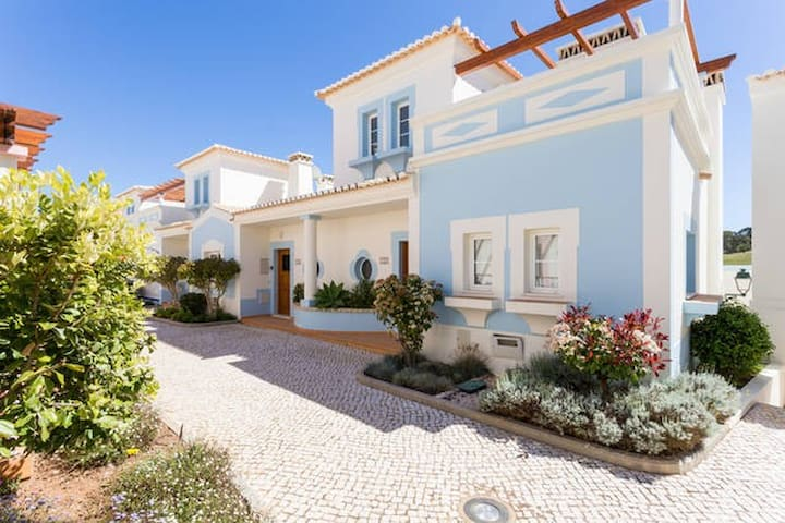 2-bedroom townhouse with golf views - Budens - Villa