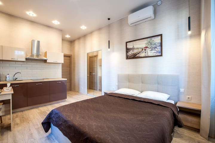 Trinity Apartments Studio Standart 18 sq.m