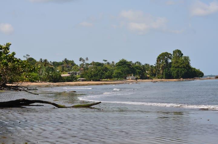 Kribi Mbombo Beach