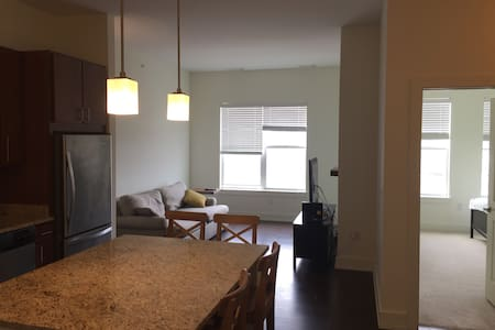 Modern 1 Bedroom Apartment near Harvard - Cambridge - Íbúð