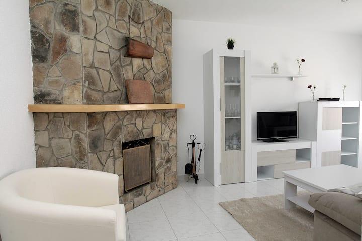 Apartamento junto al Duero, en la Sierra de Urbión