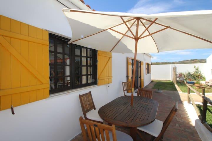 Calma, natureza e praia - Casa Terra - Budens - Casa