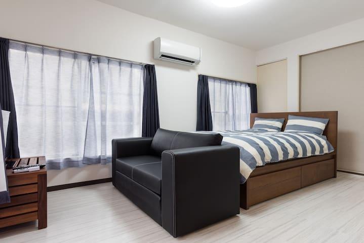 yokohama yoshinocho room - Yokohama-shi - Wohnung