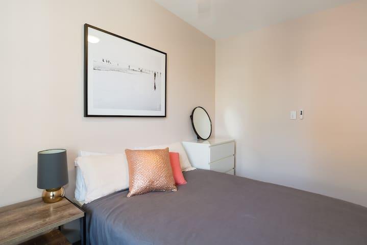 Master bedroom with Koala Mattess
