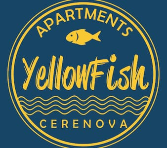Cerenova Cerveteri Yellow Fish Apt - Hus