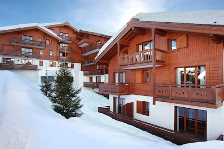 Apartment residence Les Belles Roches - 3470