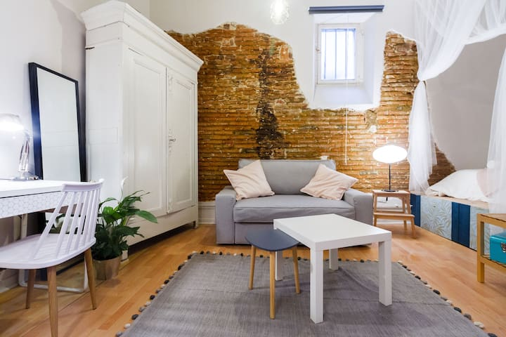 Appartement cocooning en hypercentre - St Etienne
