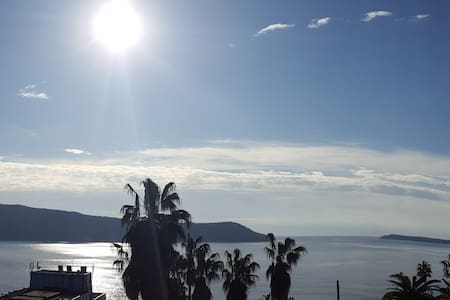 SPECIAL PLACE, majestic views - large 1bed, H Novi - Herceg - Novi - Appartement