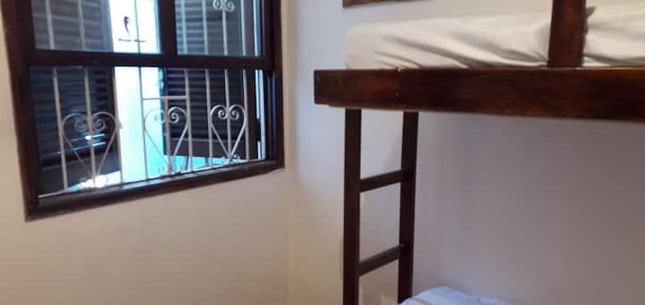 Private Hostel Ubatuba Cama 3