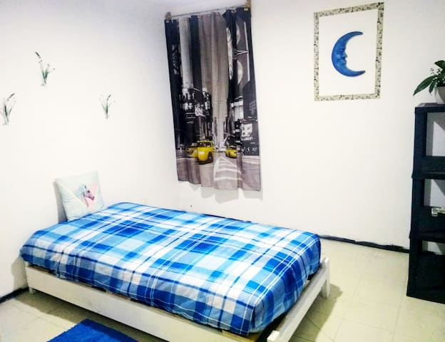 Renta habitación en Lindavista