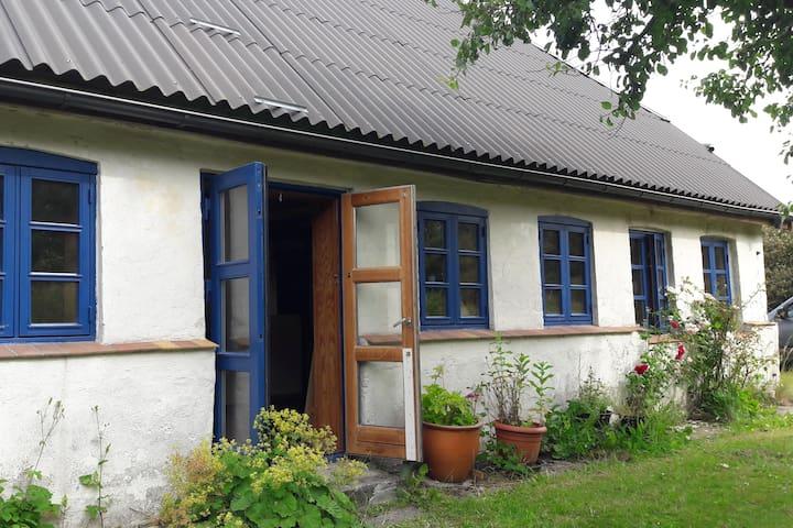 Sommerhus ved Limfjorden