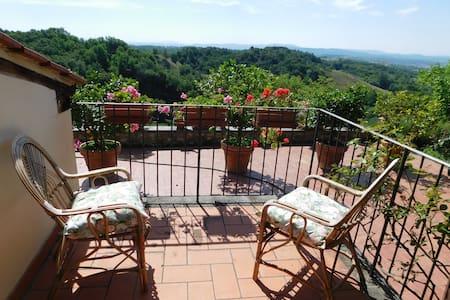Casa Vacanze nelle campagne della Toscana - Tasso