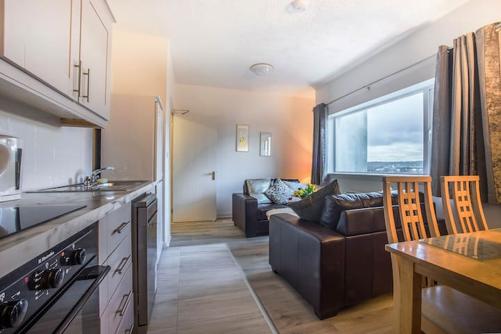 3 Bedroom Apartment in Tralee Town Centre - Tralee - Daire