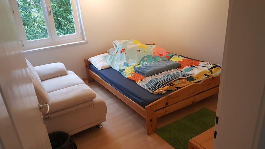 Cosy Double Bedroom Skt Gallen