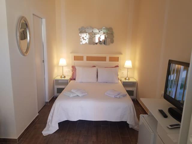 Una suite en Málaga