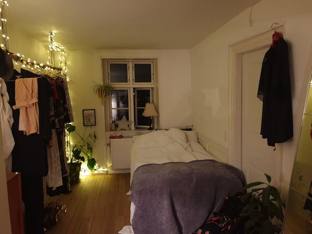 2 Person Bedroom in Central Copenhagen