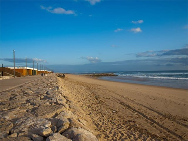 Lovely beach house, near the sea - Costa da Caparica - House