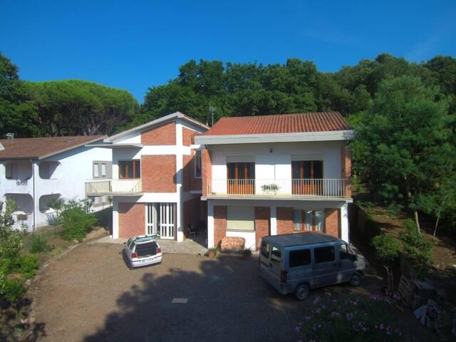 Appartamento in villetta bifamiliare _ Maremma