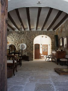 Uncle Pep's majorcan rustic house - House