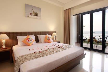Comfort Beachfront Room in Anyer - Serang