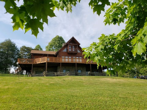 H&B Cabin and Farm at Wilder Bent