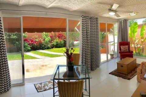 Ajijic Garden Apartment with fiber internet