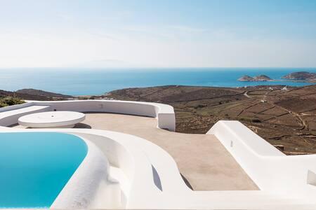 Villa Atlantis - Ano Mera