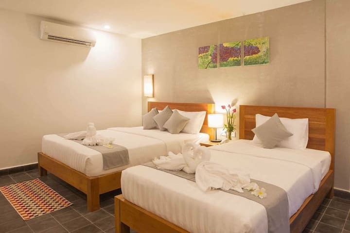 Home Chic Hotel - Phnom Penh - Hostal