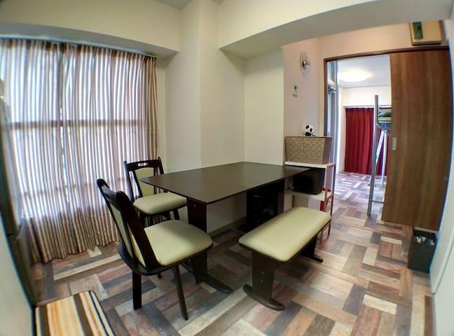 Modern room,3 min to Ryogoku JR Sta - Sumida - Apartment