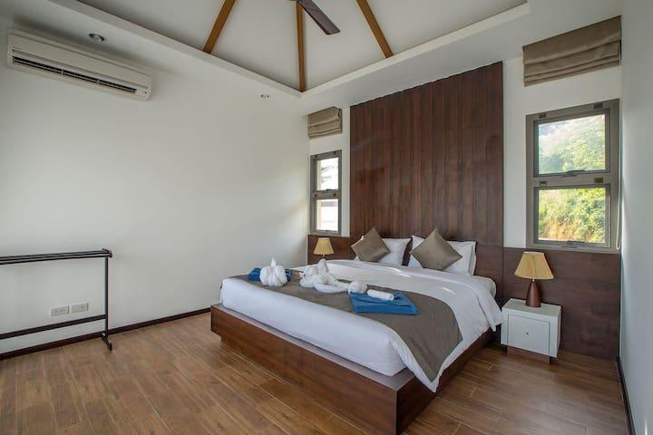 A Voluminous and Majestic 3 BHK Villa in Phuket