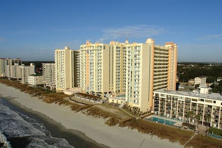 Wyndham Ocean Blvd (up to 10 guests) March 11-17 - 北默特尔海滩(North Myrtle Beach)