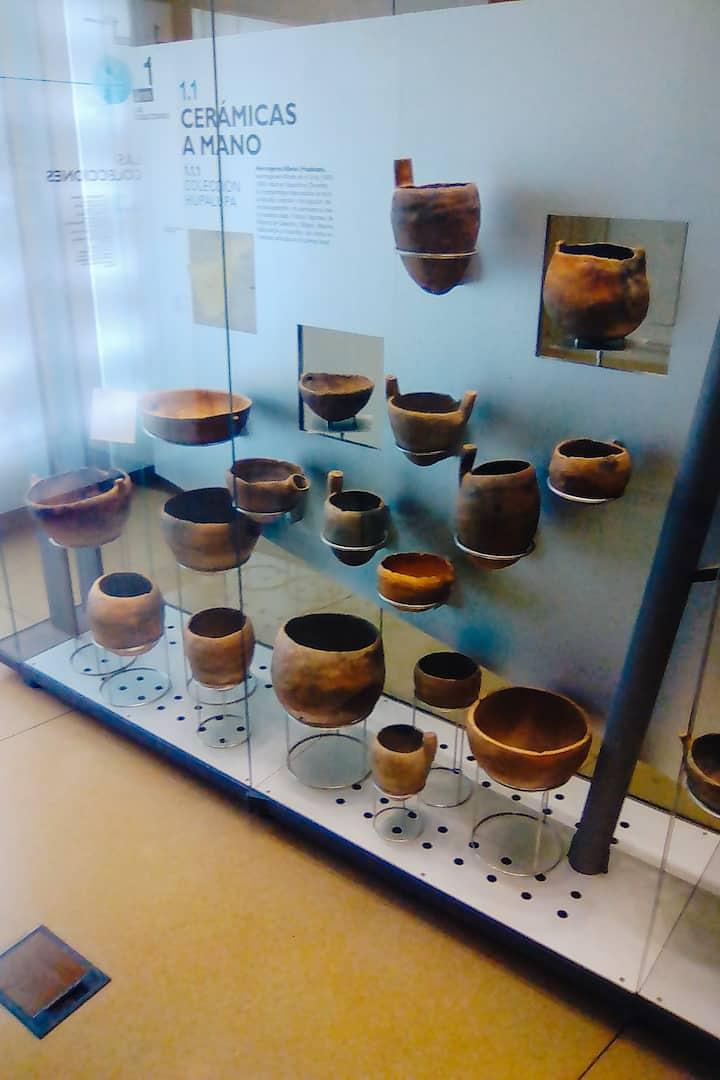 Alfarería aborigen, Guanche pottery