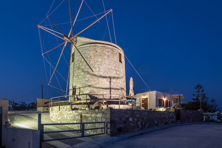Milos Dream Houses - The Windmill