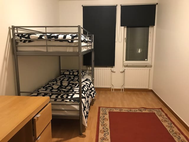 Renovated Flat in Linkoping (Room_2)
