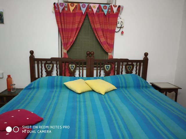 A quaint home stay in Bandra