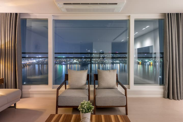 ★River View★ 3R Luxury house in Gangnam,Cheongdam