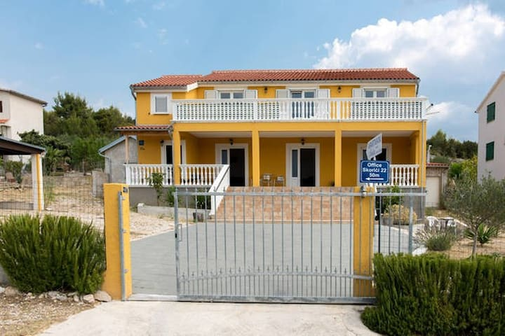 Apartment Flat Skradin Krka / free parking