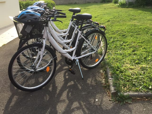 Nouveaux vélos 2018