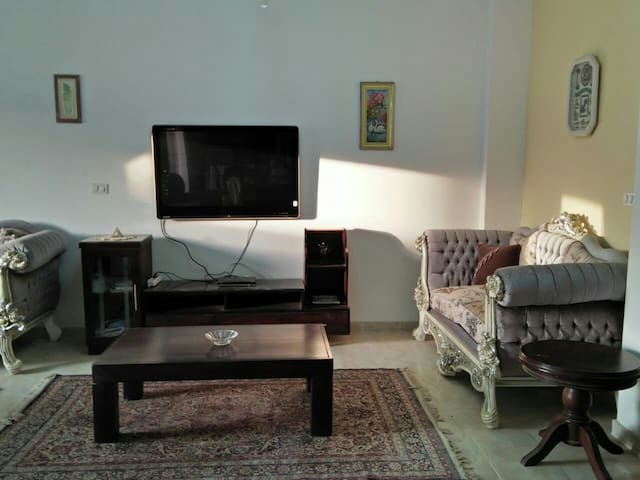For rent in Rehab City 1 (19,000 EGP/month)